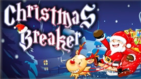 Christmas Breaker Game