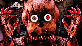 Five Nights at Freddy's 4 - Play Five Nights at Freddy's 4 on Freegames66