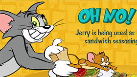 Jerry Escape - Tom & Jerry
