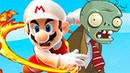 Mario Shoot Zombies