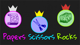 Papers Scissors Rocks