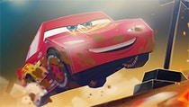 Cars 3 Demolition Derby Game