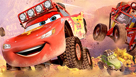 Cars Extreme Off Road Rush