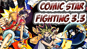 Comic Stars Fighting 3.3
