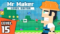 Mr Maker Level Editor