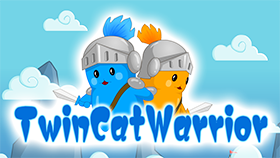 Twin Cat Warrior