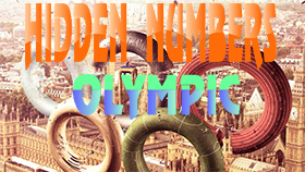 Hidden Numbers at Olympic