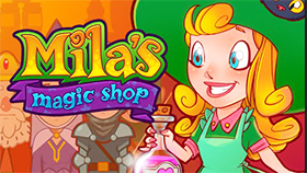Mila's Magic Shop