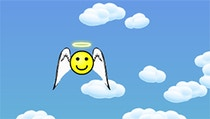 Smiley Cloud Jump
