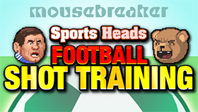 Sports Heads: Football Shot Training