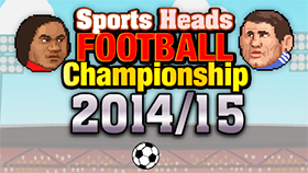 Sports Heads Soccer Championship 2014-15