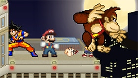 Super Smash Flash 2 v0 8 - Play Super Smash Flash 2 v0 8 on