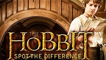 The Hobbit - Spot the Difference