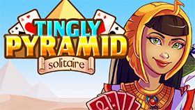 Tingly Pyramid Solitaire