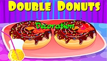 Double Donuts Decoration