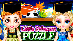 Little Princess Puzzle Games