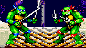 TMNT Tournament Fighter Demo