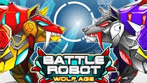 Battle Robot Wolf Age Mobile