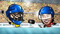 Puppet Ice Hockey: Stanley Cup