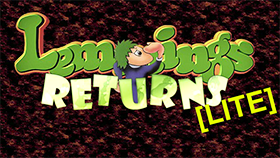 Lemmings Returns Lite