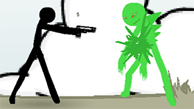 Stickman Adventure Killing