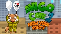 Amigo Coyote 2: New York Party