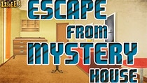 Escape from Mystery House Game