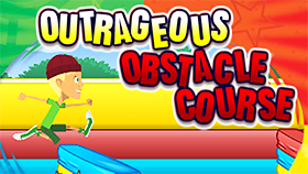 Outrageous Obstacle Course