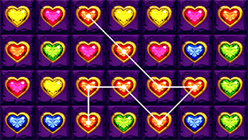 Heart Gems Connect